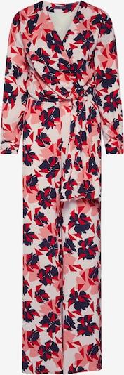 LAUREL Jumpsuit '11074' in de kleur Rosa / Rood, Productweergave