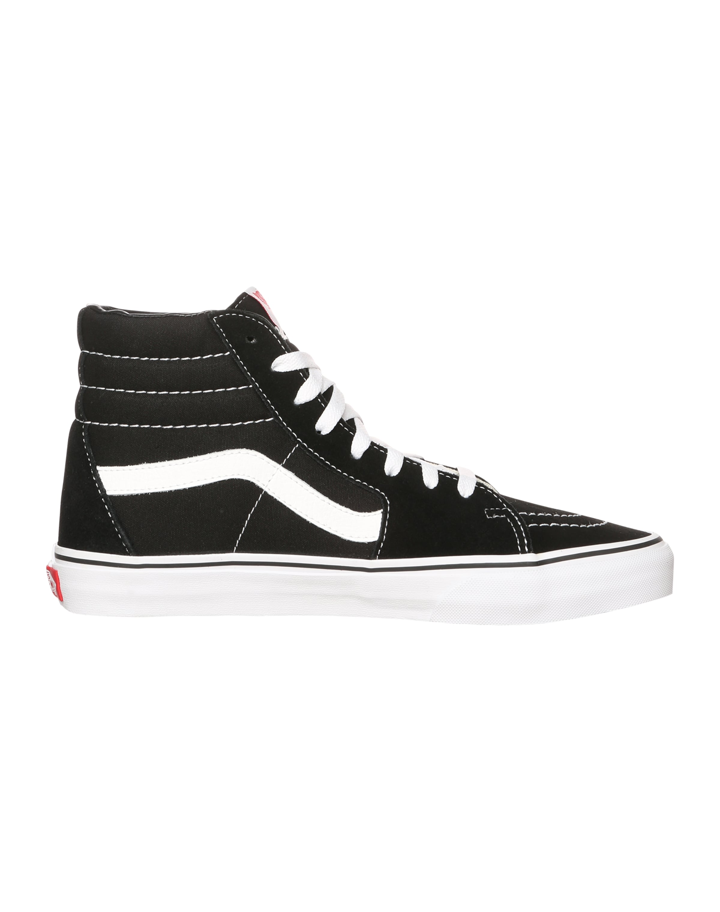 hi' Sneaker 'sk8 Vans Top High In SchwarzWeiß AjcRL345q