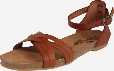 COSMOS COMFORT Sandale in kastanienbraun, Produktansicht
