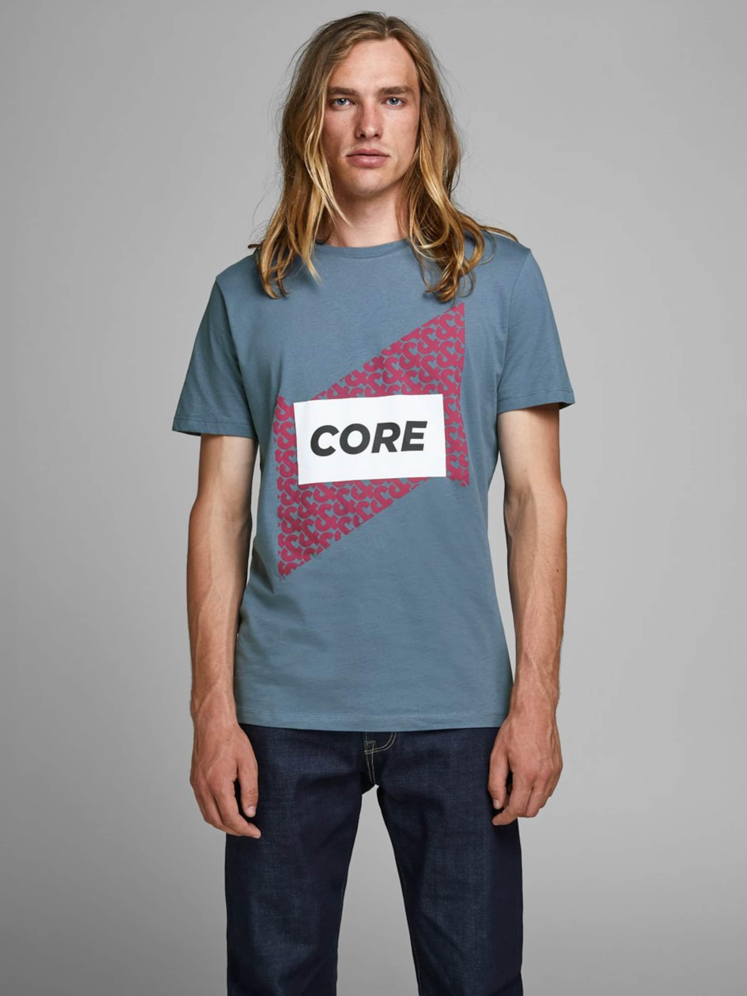 Jones shirt Taubenblau T In Jackamp; rxshdtCQB
