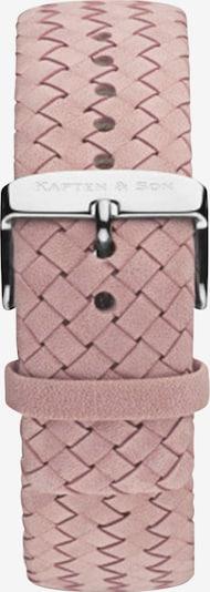 Analoginis (įprasto dizaino) laikrodis 'Campina' iš Kapten & Son , spalva - rožių spalva, Prekių apžvalga