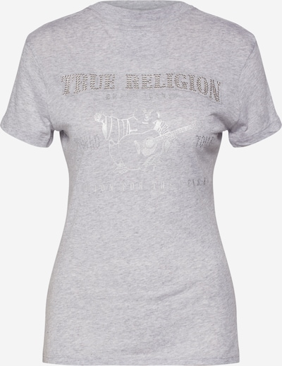 True Religion Shirt in grau, Produktansicht
