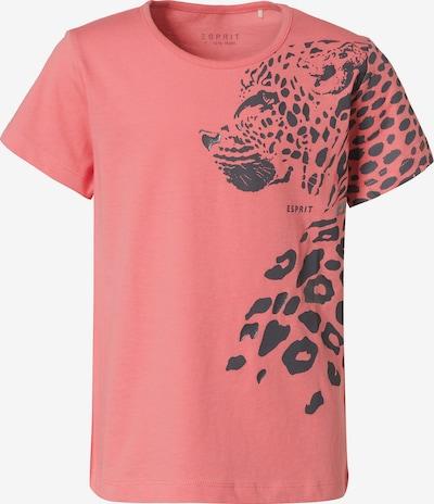 ESPRIT T-Shirt in dunkelpink, Produktansicht