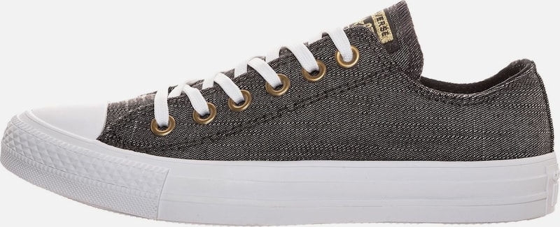 Wit Converse 'chuck Taylor Laag All Star Ox' In Sneakers GoudZwart VpMGqUzS