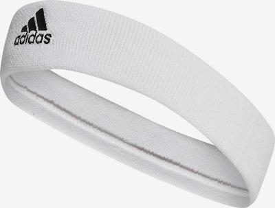 ADIDAS PERFORMANCE Bandana in schwarz / weiß, Produktansicht