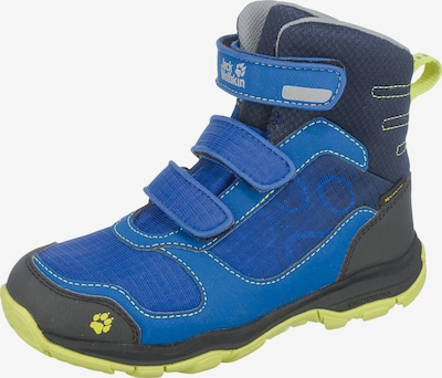 JACK WOLFSKIN Outdoorschuhe 'AKKA TEXAPORE VC HIGH' für Jungen in blau, Produktansicht