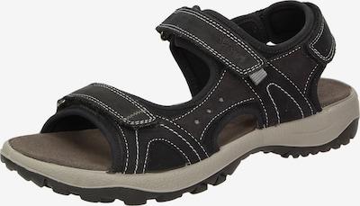 SIOUX Sandale 'Upendara-700' in schwarz, Produktansicht