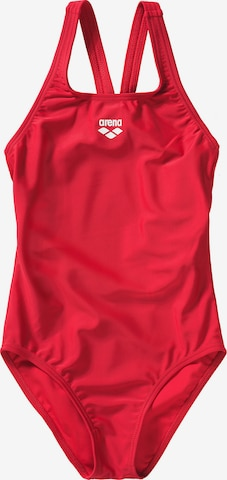 ARENA Badeanzug 'DYNAMO' in Rot