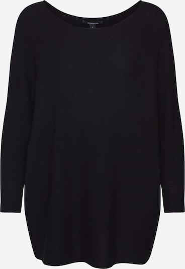 COMMA Pullover in schwarz, Produktansicht
