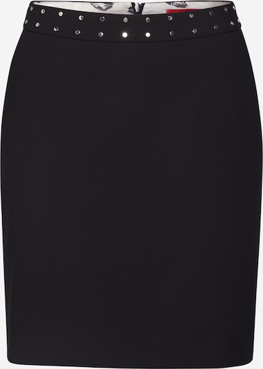 HUGO Rock 'Riata' in schwarz, Produktansicht