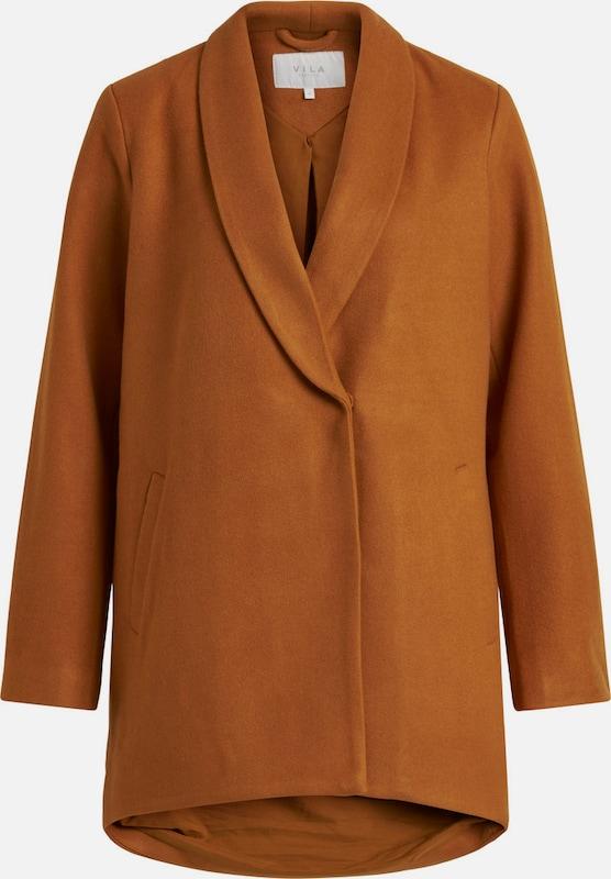 VILA Jacke in cognac  Mode neue Kleidung