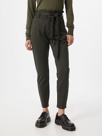 Pantalon à pince 'VMEVA' VERO MODA en vert