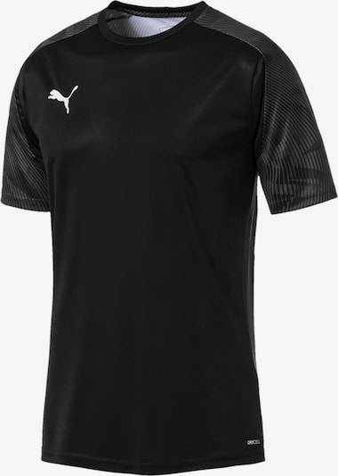 PUMA Shirt 'Cup' in schwarz, Produktansicht