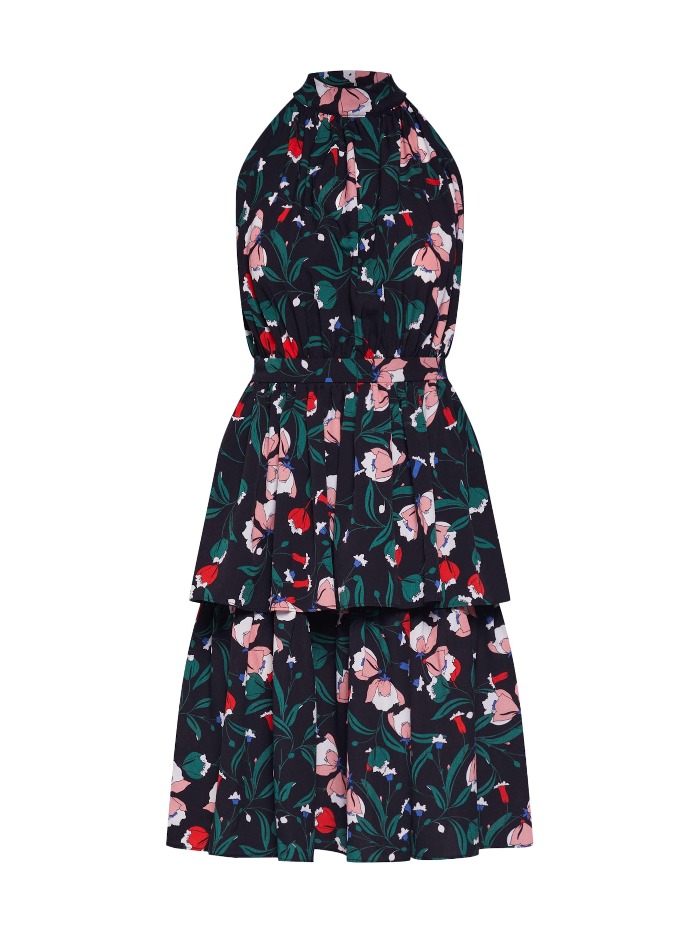 For You About In Michalsky Oxbedcr Kleid 'kira Mischfarbenschwarz Dress' gvf6ybY7