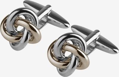 SEIDENSTICKER Cufflinks in Gold / Silver, Item view