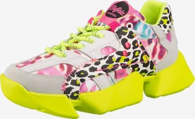 Buffalo London Mtrcs One Chunky Sneakers in mischfarben, Produktansicht