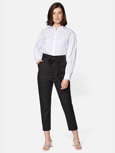 Mavi Hosen Regular ' PANTS W/BELT ' in schwarz, Modelansicht