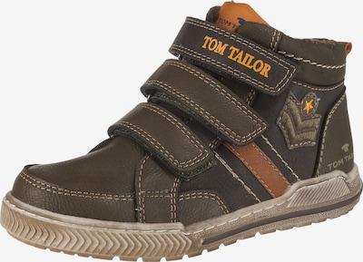TOM TAILOR Schuhe in braun, Produktansicht