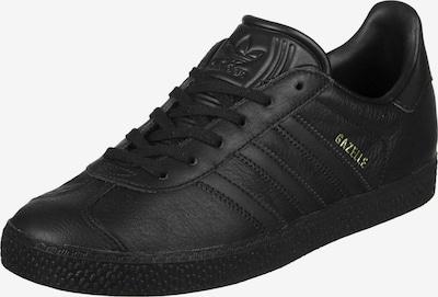 ADIDAS ORIGINALS Sneaker 'Gazelle' in gold / schwarz, Produktansicht