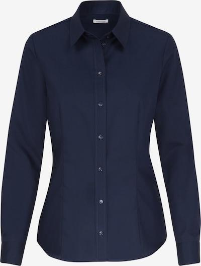 SEIDENSTICKER Bluse 'Schwarze Rose' in nachtblau, Produktansicht