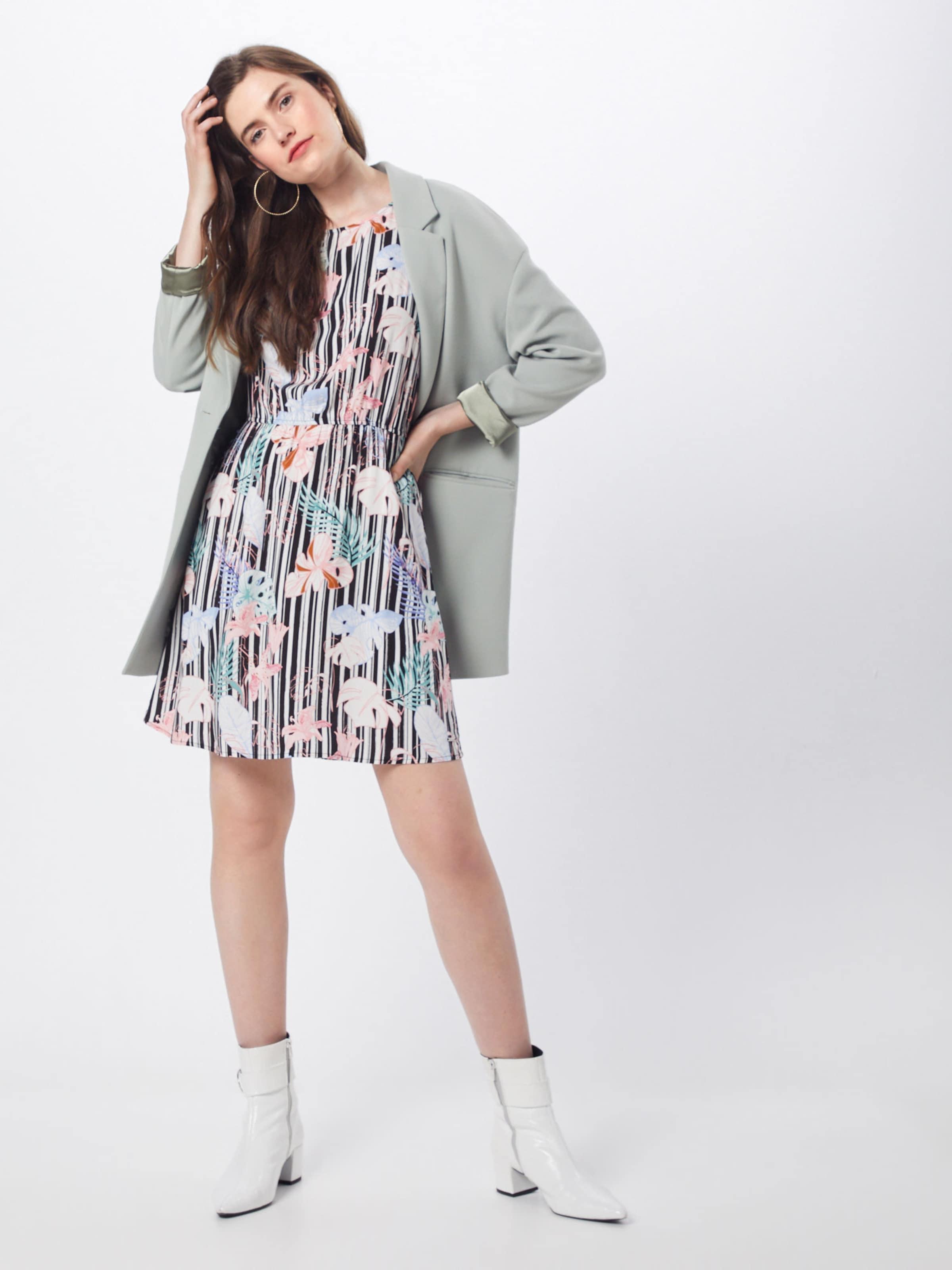 In Kleid Mischfarben Tom Denim Tailor YbIv76yfg