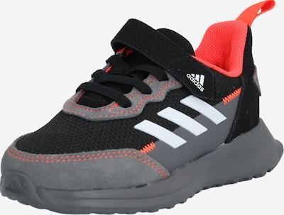 ADIDAS PERFORMANCE Chaussure de sport en gris / orange / noir, Vue avec produit