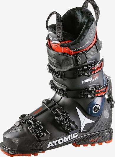 ATOMIC Skischuhe 'Hawx Ultra XTD 120' in dunkelblau / basaltgrau / dunkelorange, Produktansicht