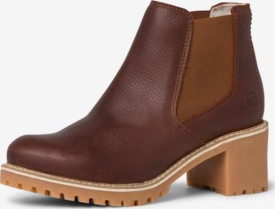 TAMARIS Chelsea-bootsi värissä ruskea, Tuotenäkymä