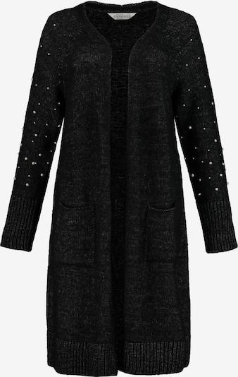 Studio Untold Pullover in schwarz, Produktansicht