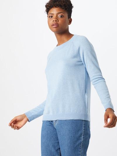 STREET ONE Pullover 'Gundi' in blau, Modelansicht