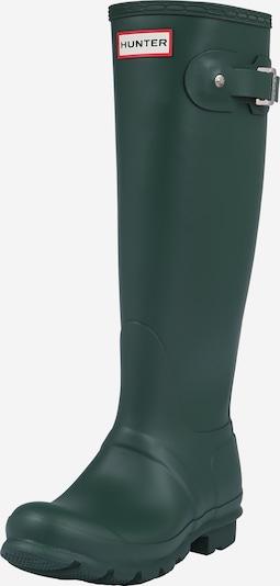 HUNTER Holínky - tmavě zelená, Produkt