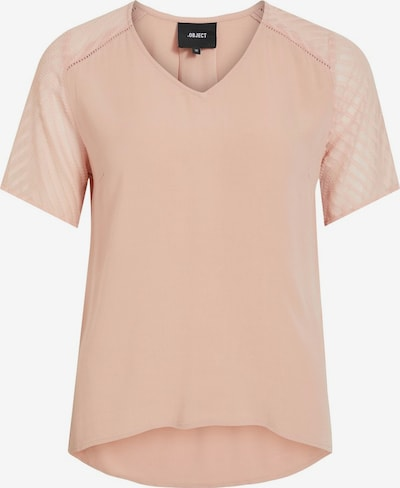 OBJECT Shirt in rosé, Produktansicht