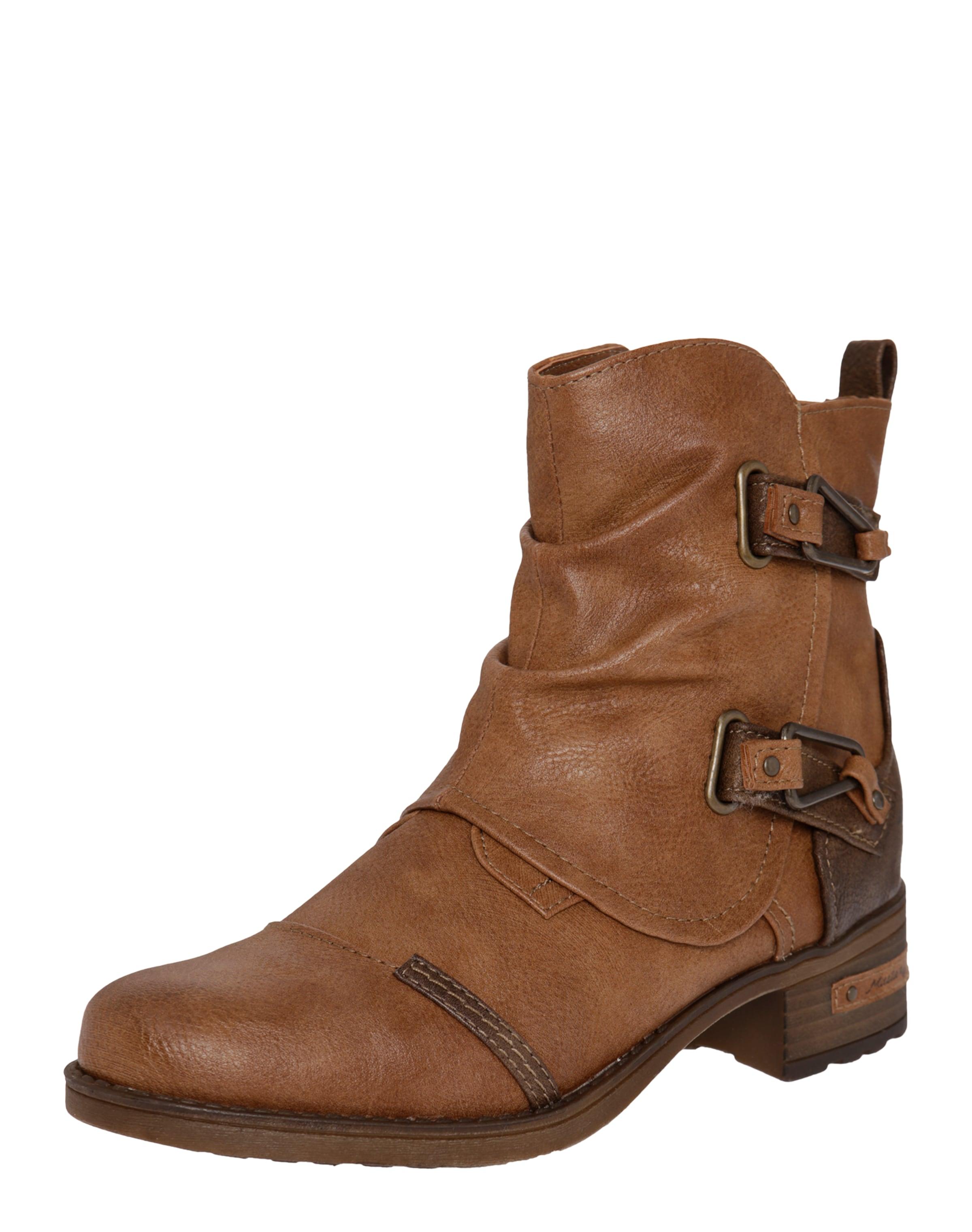 Haltbare Mode billige Schuhe MUSTANG | Shoes Westernstiefelette Schuhe Gut getragene Schuhe
