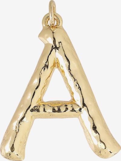 Pilgrim Piekariņi 'Big Letters A' Zelts, Preces skats