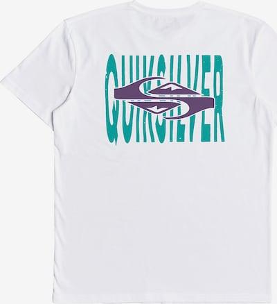 QUIKSILVER T-Shirt in weiß, Produktansicht