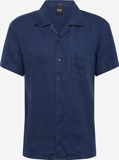 BOSS Košeľa 'Rhythm' - námornícka modrá, Produkt