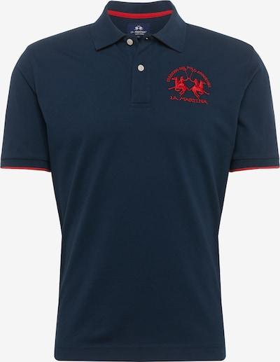 La Martina Poloshirt in navy, Produktansicht