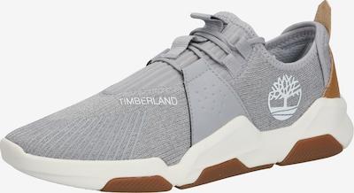 TIMBERLAND Sneakers laag 'Earth Rally Flexiknit Ox' in de kleur Grijs / Wit, Productweergave