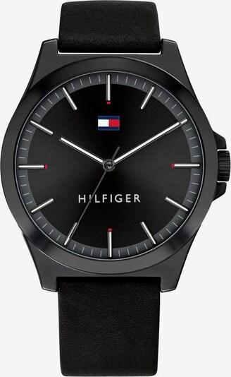 TOMMY HILFIGER Uhr in schwarz, Produktansicht