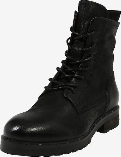 MJUS Veterlaarsjes in de kleur Zwart, Productweergave