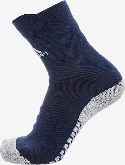 ADIDAS PERFORMANCE Socken in marine / hellgrau, Produktansicht