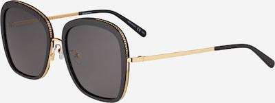 Stella McCartney Sonnenbrille in gold / schwarz, Produktansicht