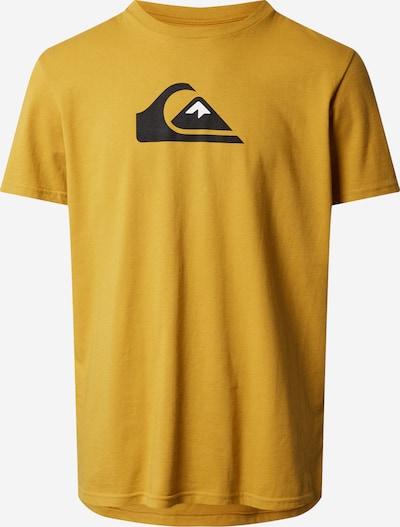 QUIKSILVER Functioneel shirt 'COMPLOGOSS' in de kleur Mosterd, Productweergave