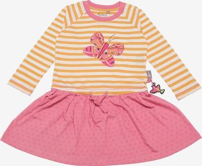 SIGIKID Kleid in orange / pink / weiß, Produktansicht