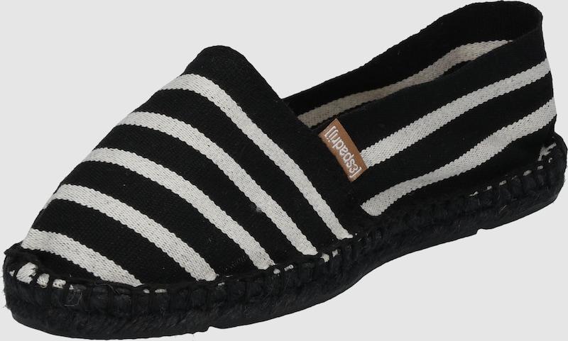 Espadrij The Original Black Sneakers