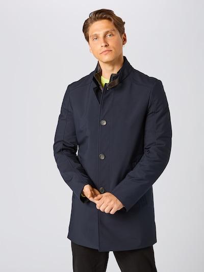 CINQUE Mantel in nachtblau, Modelansicht