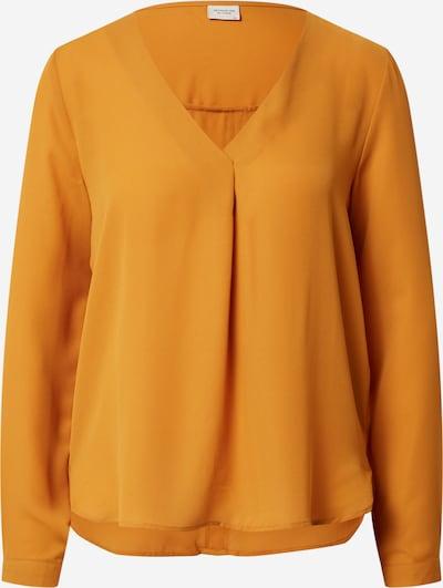 JACQUELINE de YONG Bluse 'LILLIAN' in gelb / altrosa / orangerot, Produktansicht