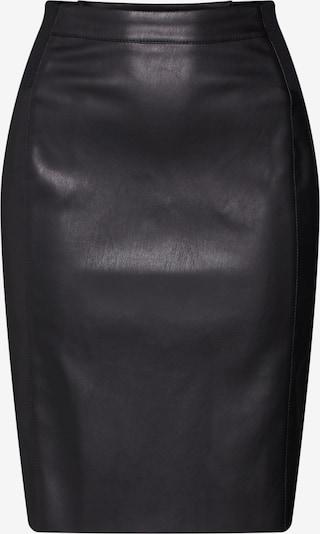 VERO MODA Kunstlederrock 'VMBUTTERSIA' in schwarz, Produktansicht