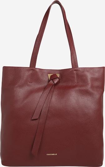 Pirkinių krepšys 'Joy' iš Coccinelle , spalva - vyno raudona spalva, Prekių apžvalga