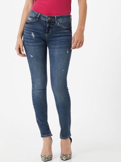 LIU JO JEANS Jeans 'Fabulous' in blue denim, Modelansicht